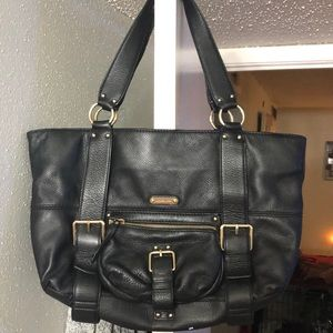 MK large tote leather bag
